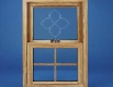 Wood Sliding Window